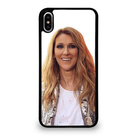 Celine-Dion-Courage-Tour-8-iPhone-XS-Max-Case