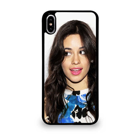 Fifth-Harmony-Camila-Cabello-iPhone-XS-Max-Case