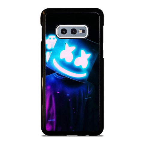 Marshmello-Neon-Galaxy-03-Samsung-Galaxy-S10E-Case
