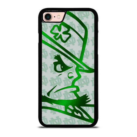 Notre-Dame-Football-04-iPhone-8-Case