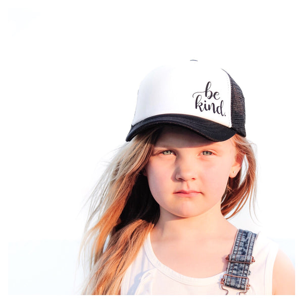 Be Kind Snapback Trucker Hat