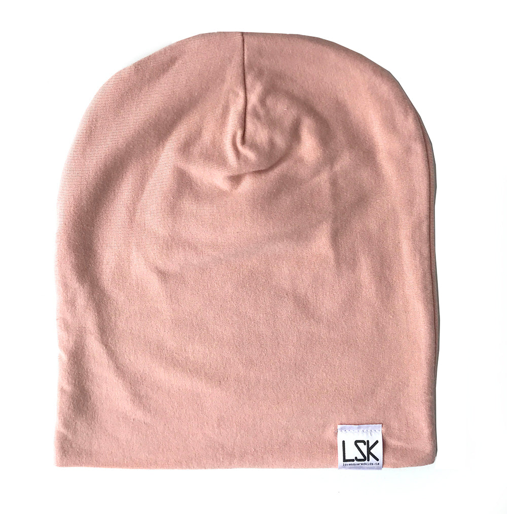 Mellow Rose Bamboo Slouchy Beanie