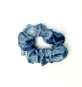Up In The Sky tie dye Scrunchie