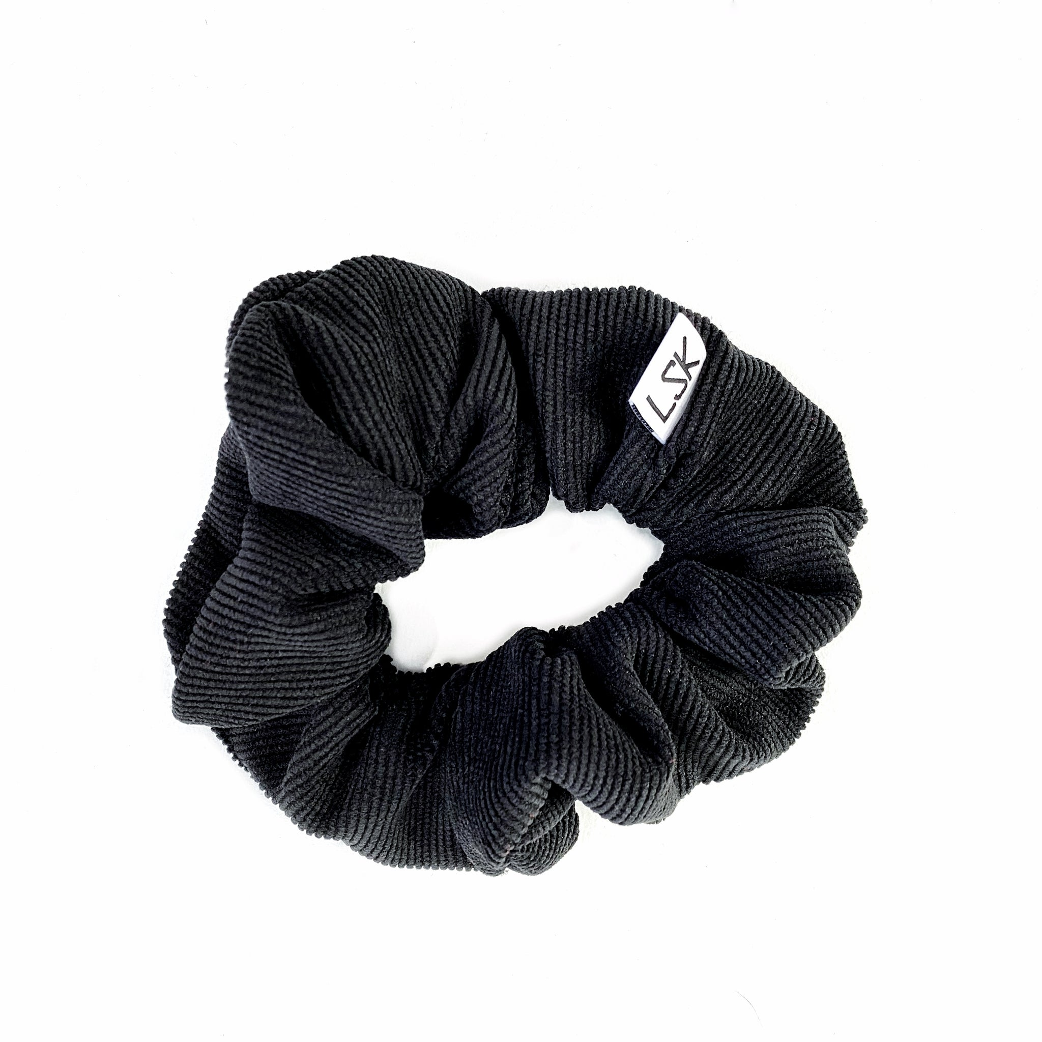 Don't Throw Shade Corduroy Scrunchie
