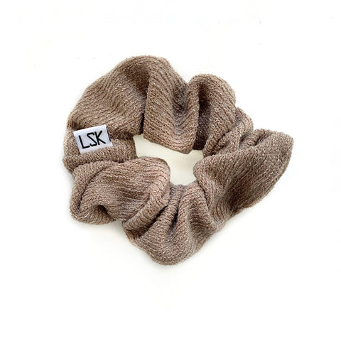 Mind your Biscuits Sweater Scrunchie