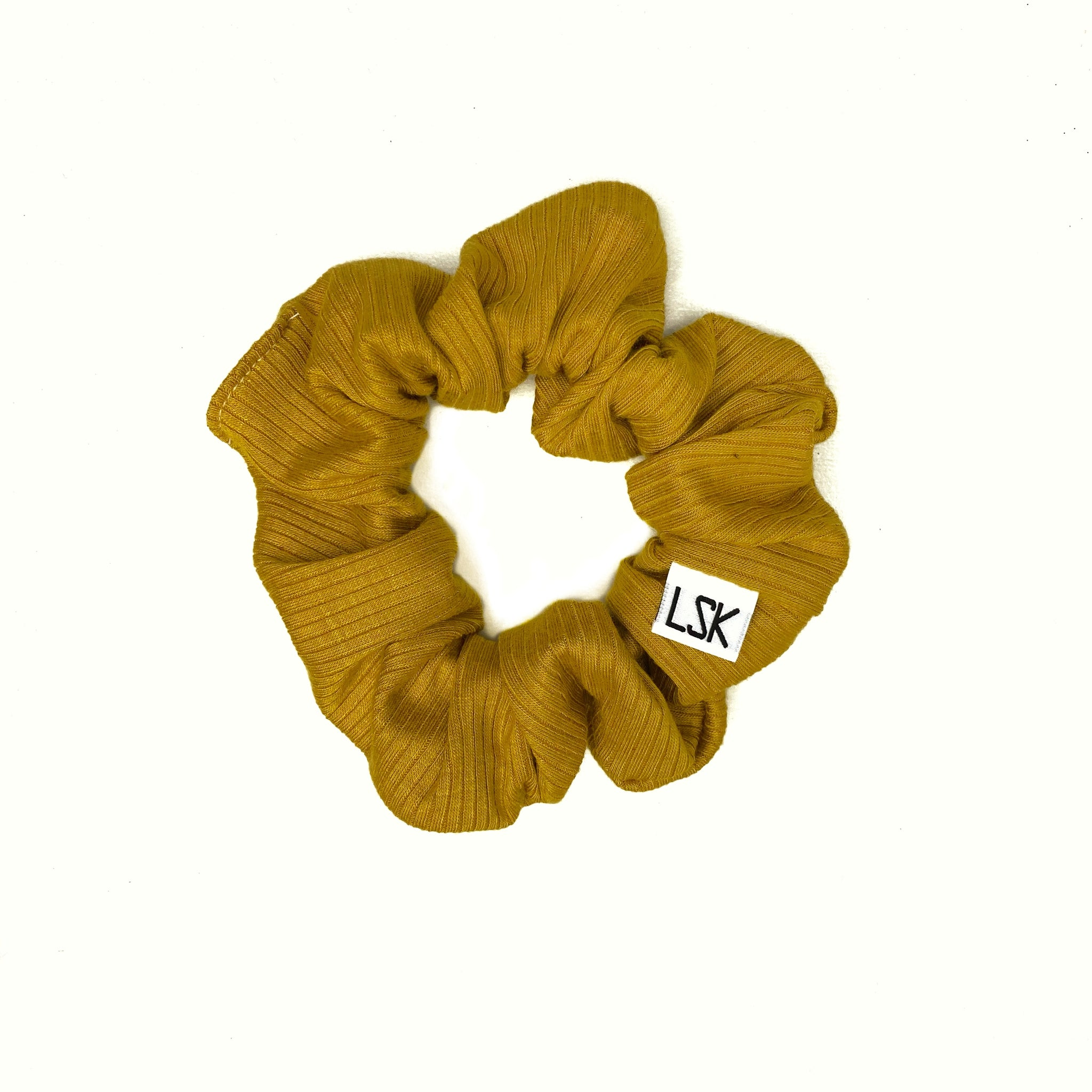 Kid Mustard Scrunchie