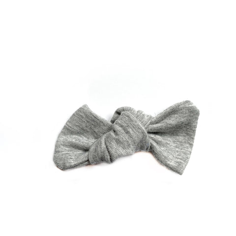 Grey Bow Add On