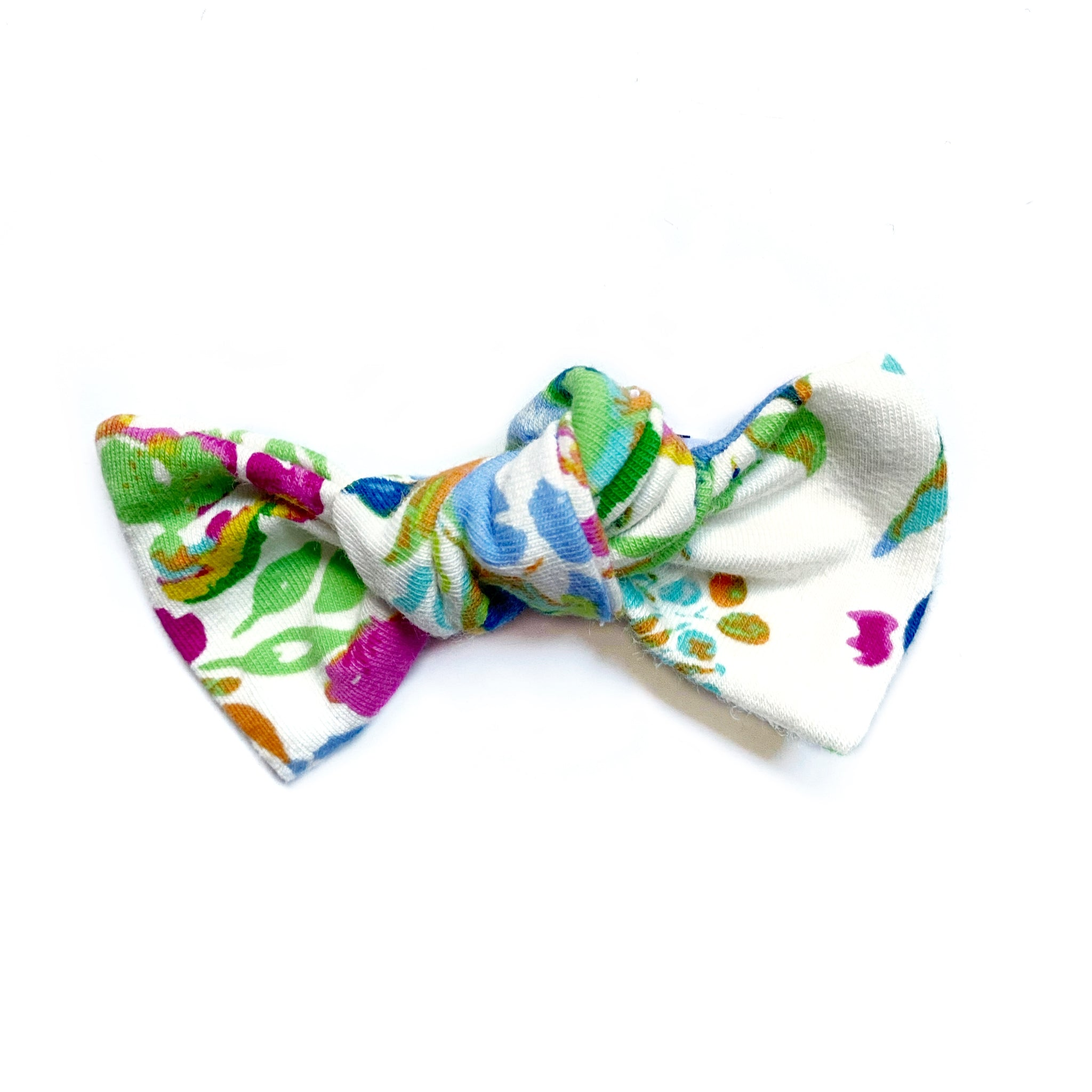 Botanical Floral Bow Add On