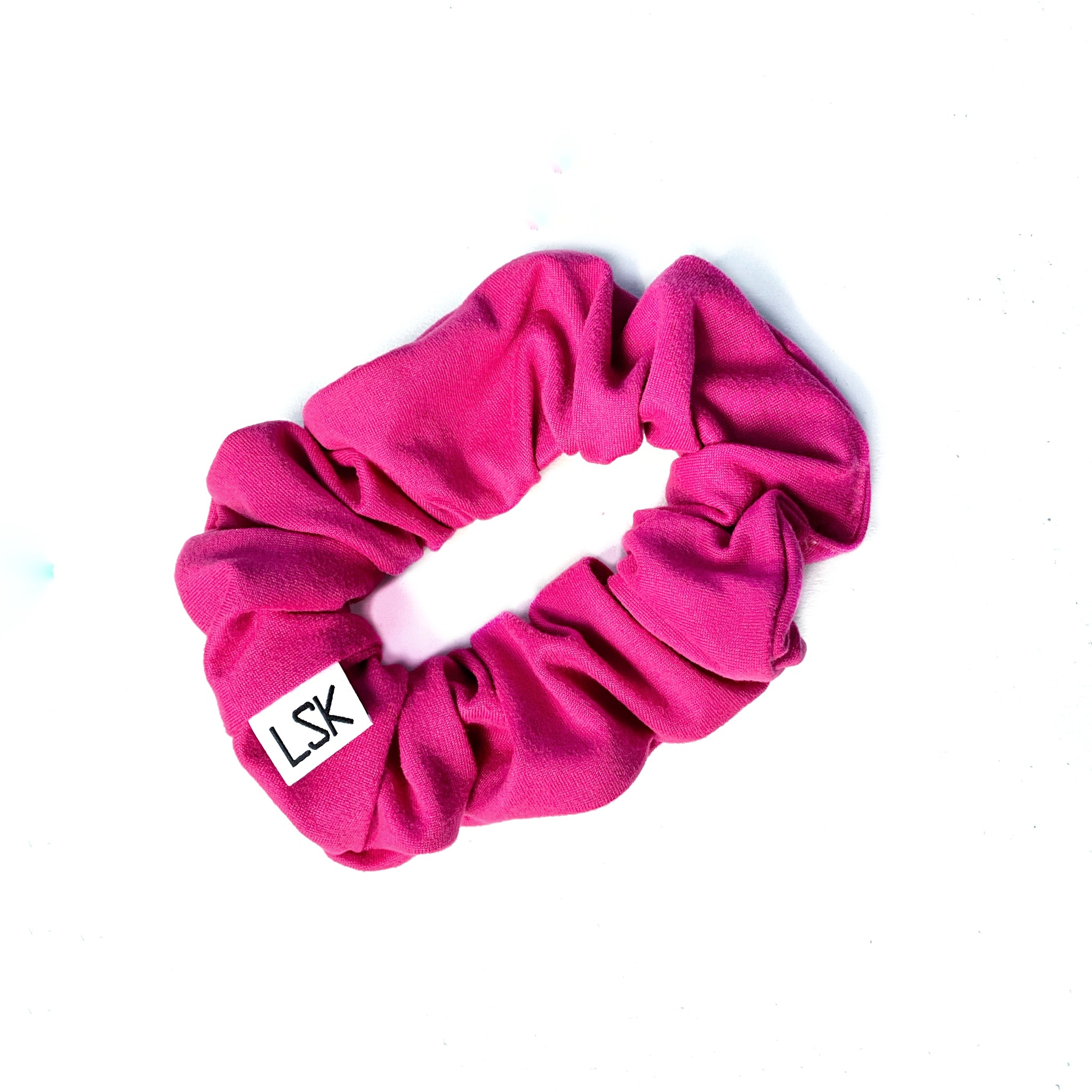 Barbie Girl Scrunchie
