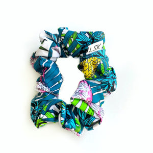 Totally Tropical LUXE SWIM Scrunchie