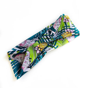 Totally Tropical LUXE SWIM Twistband