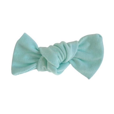 Icy mint Bow Add On
