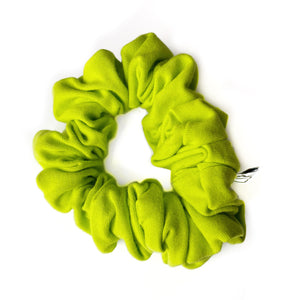 Lime Scrunchie