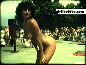 nudist beauty pageant 1986 Dick Drot