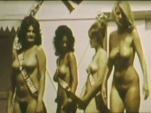 Ms Nude World Pageant 1970's  vintage contest - Girlie Videos