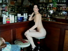 Load image into Gallery viewer, Nude Girl in the Bar