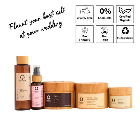 omorfee-body-care-pre-wedding-essential-kit-body-care-kit-pre-wedding-kit