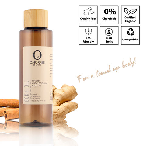 omorfee-svelte-muscle-toning-body-massage-oil-vegan-skincare-cruelty-free-skincare-body-massage-oil-best-massage-oil