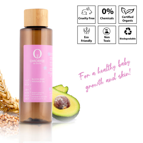 omorfee-bloom-baby-massage-oil-organic-baby-massage-oil
