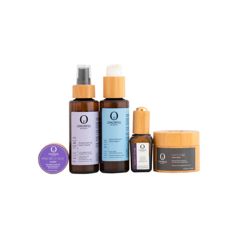 omorfee-facial-care-assortment-sensitive-skin-organic-skin-care-best-natural-skin-care-best-organic-skin-care