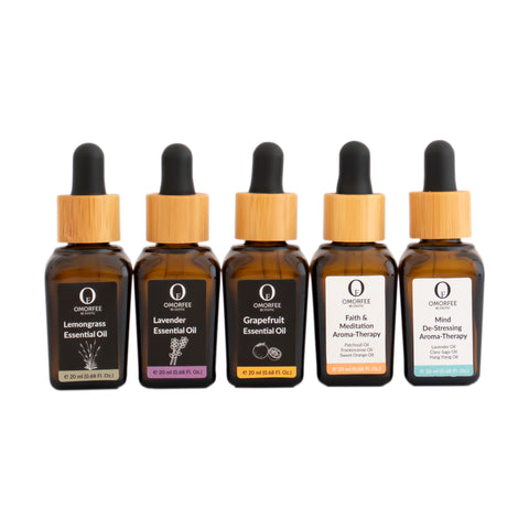 omorfee-holistic-care-assortment-organic-essential-oils-steam-distilled-essential-oils