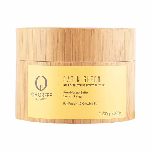 Omorfee Satin Sheen Rejuvenating Body Butter 50/200 g