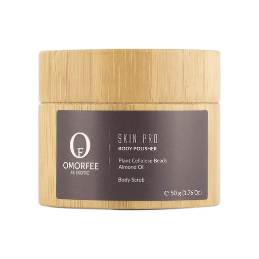 omorfee-skin-pro-body-polisher-front-best-body-polishing-scrub-organic-scrub-best-organic-body-scrub-organic-skincare-products