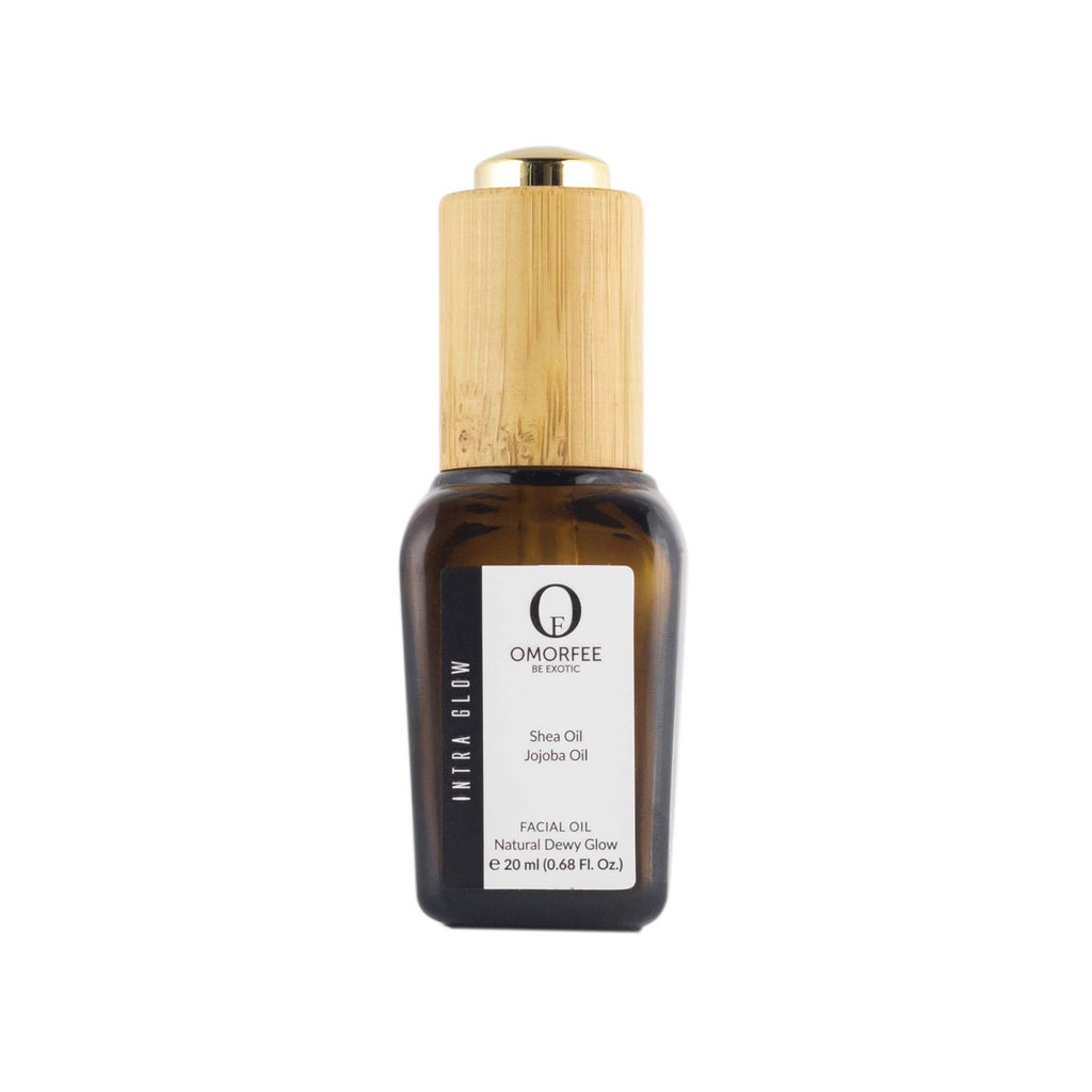 Omorfee 100% Organic and Natural Face Brightening, whitening and lightening oil. Best face oil to bring glow on face skin.