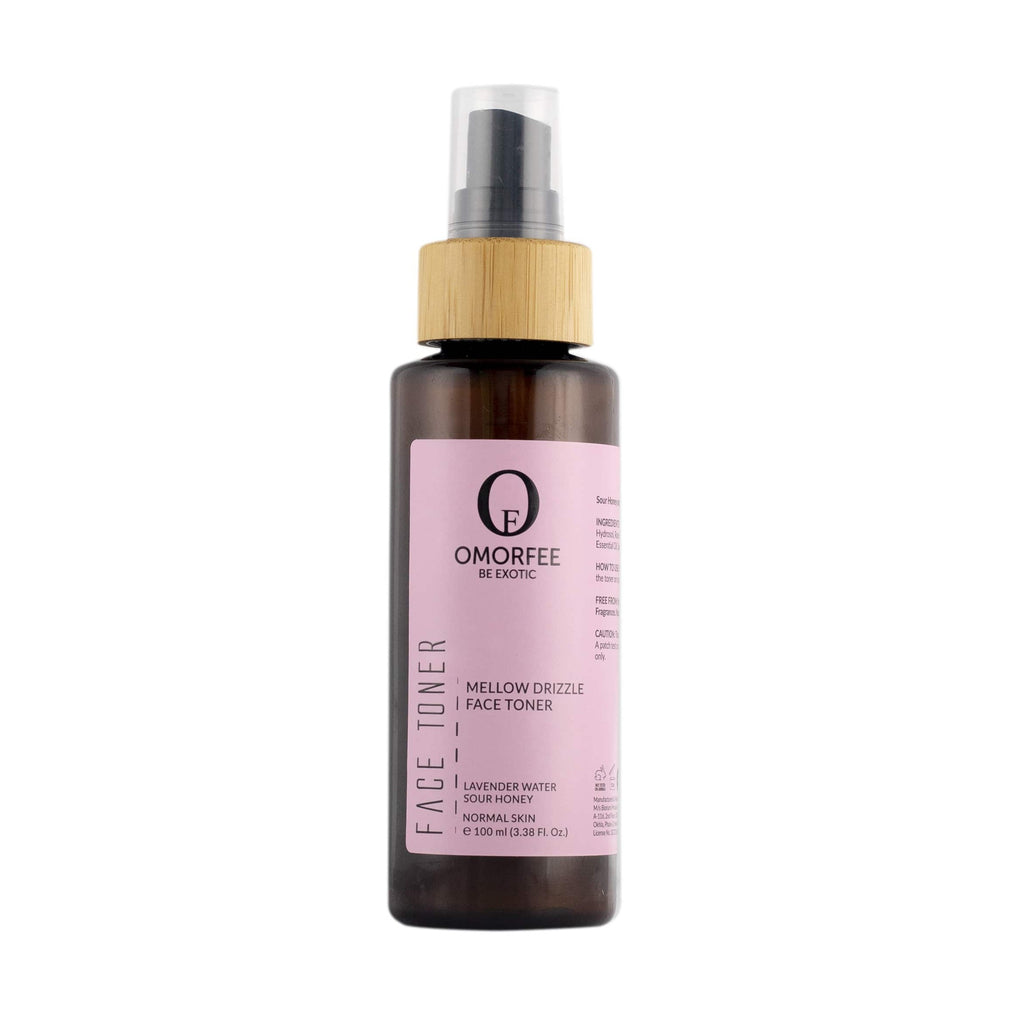 Omorfee organic and all natural face toner. Best for dry skin and keeps your face fresh all day.