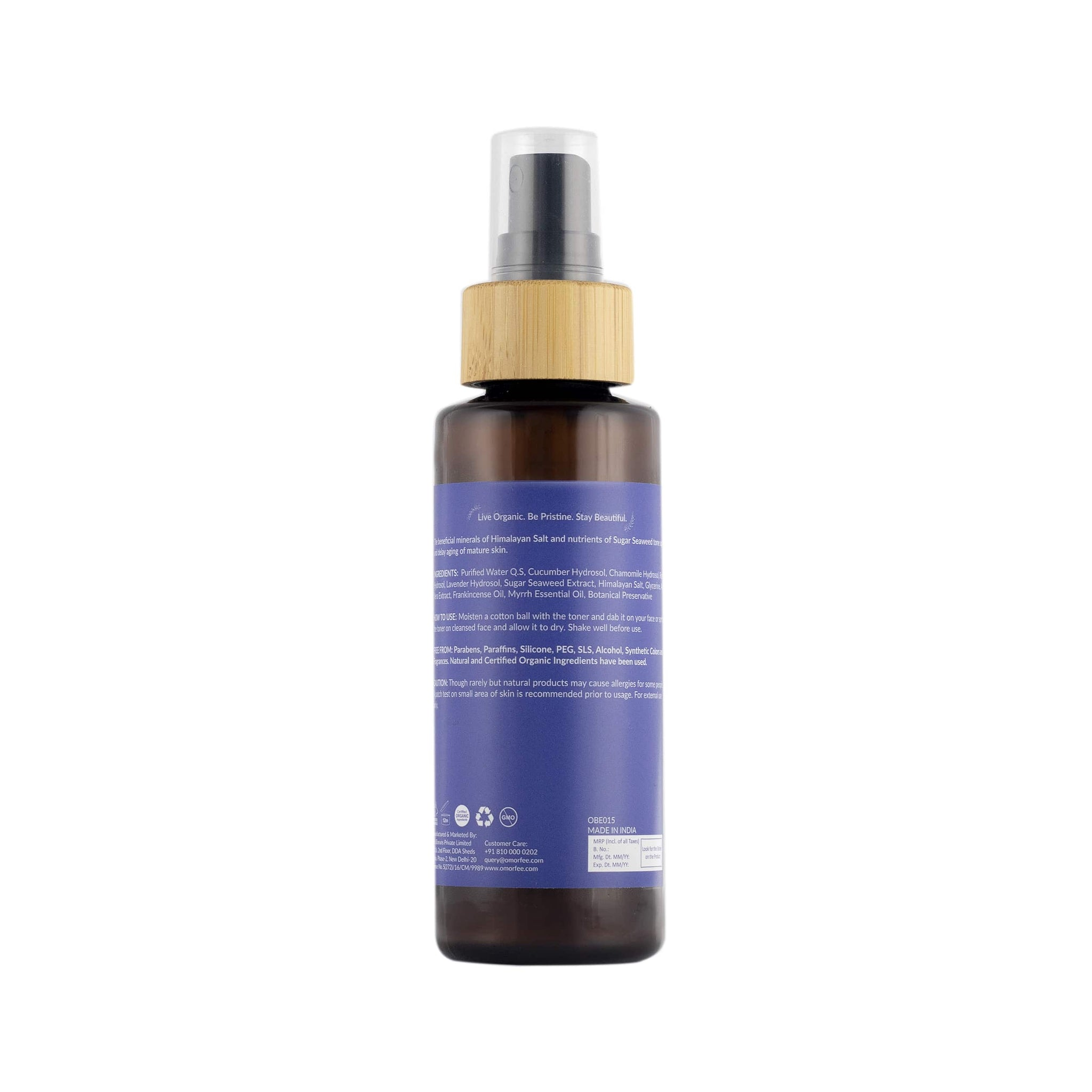 Revivify Face Toner
