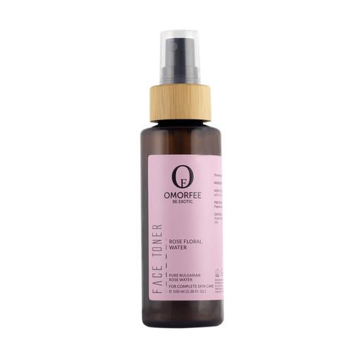 Rose Water Pure Bulgarian Organic Face Toner Hair Rosewater