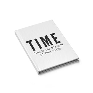 Time Value - Journal - Blank