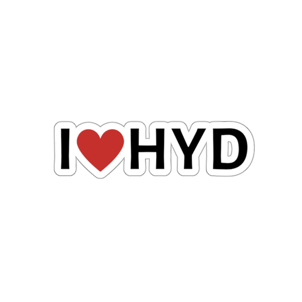 I Love Hyd - Sticker - By Dosa