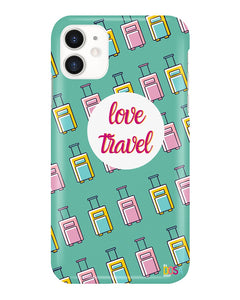 Love Travel - Phone Case (IPhone and Samsung) - By Dosa