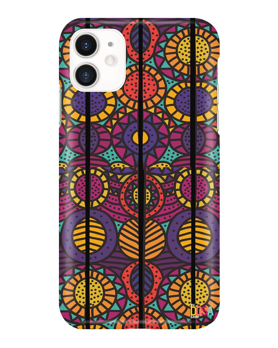 Indie Pattern - Phone Case (IPhone and Samsung) - By Dosa