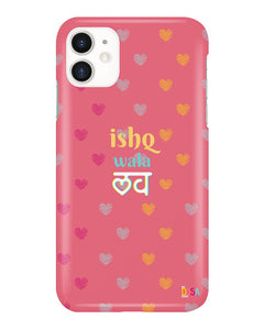Ishq Wala Love - Phone Case (IPhone and Samsung) - By Dosa