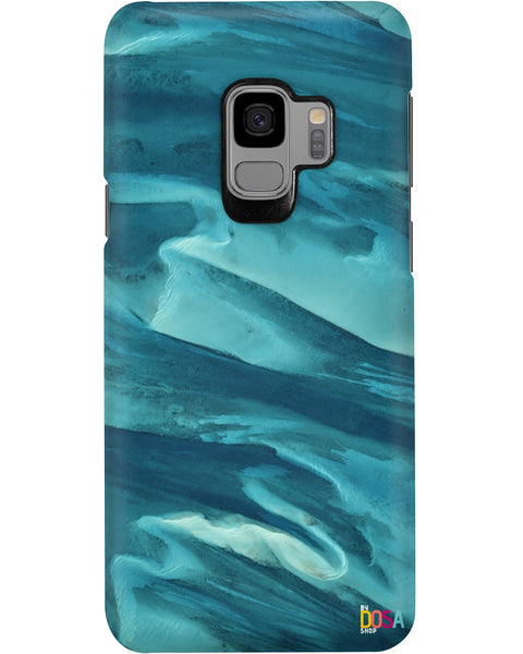 Shallow Seas At Bahamas - Phone Case (IPhone and Samsung) - By Dosa