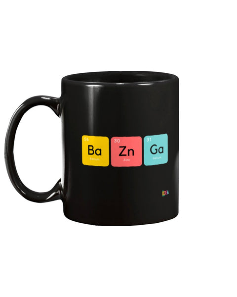 BaZinGa - Mug (11oz and 15oz) - By Dosa