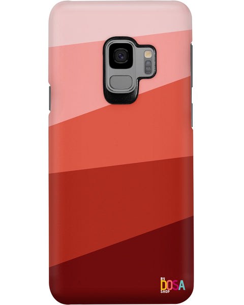 Red And Art - Phone Case (IPhone and Samsung) - By Dosa