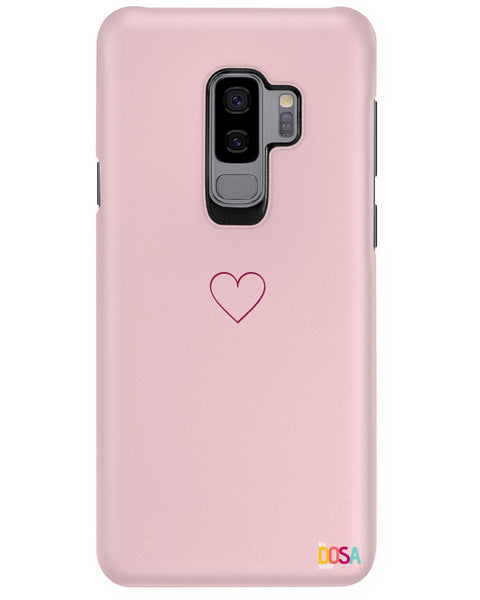Pink Love - Phone Case (IPhone and Samsung) - By Dosa