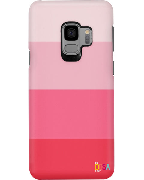 Pink Pink And Pink - Phone Case (IPhone and Samsung) - By Dosa