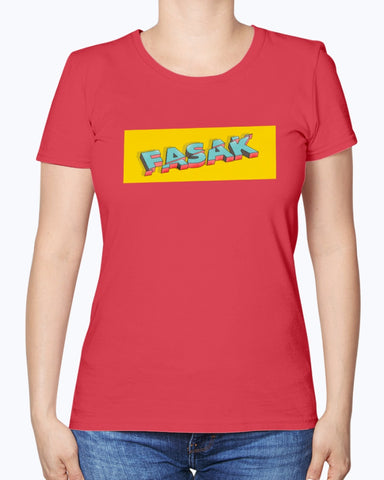 Fasak - Women's T-Shirt - By Dosa