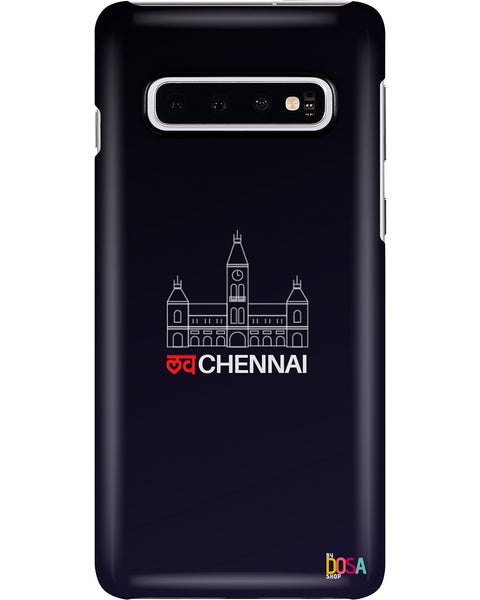 Love Chennai - Phone Case (IPhone and Samsung) - By Dosa