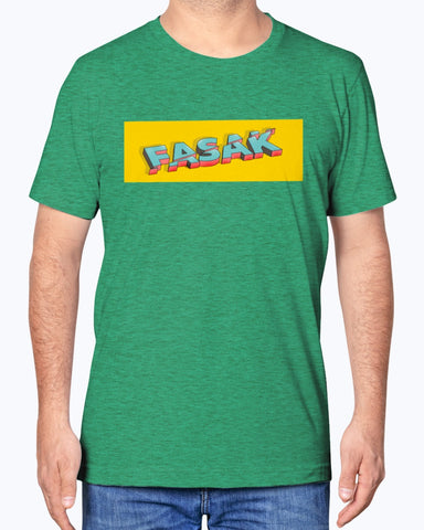 Fasak - Men's T-Shirt - By Dosa