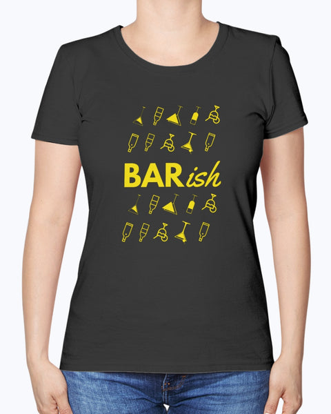 Bar-ish The Drunk Rain - Women's T-Shirt - By Dosa