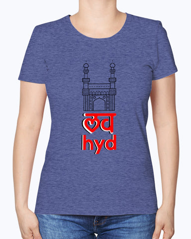 Love Hyd - Women's T-Shirt - By Dosa