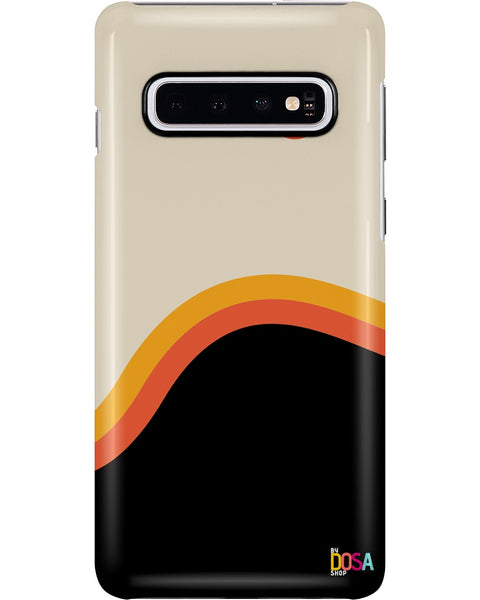 Sun Sand And The Black - Phone Case (IPhone and Samsung) - By Dosa