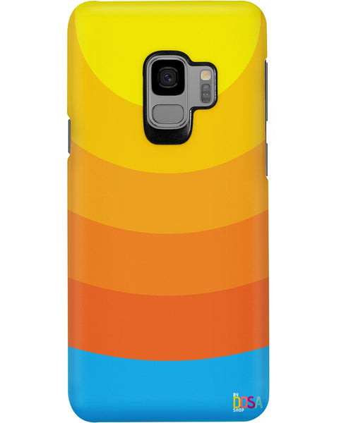 Sun And Ocean - Phone Case (IPhone and Samsung) - By Dosa