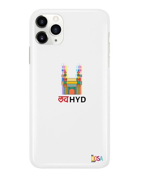 Love Hyd Blur Effect - Phone Case (IPhone and Samsung) - By Dosa