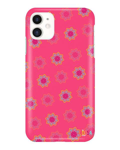 Mandala In Pink - Phone Case (IPhone and Samsung) - By Dosa